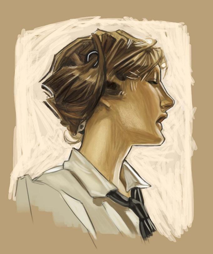 Original art by Dani Tenerelli