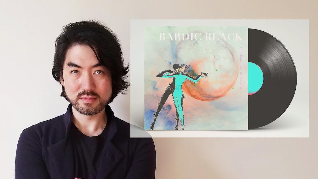 Bardic Black: an epic cyber-pop space ballad project video thumbnail