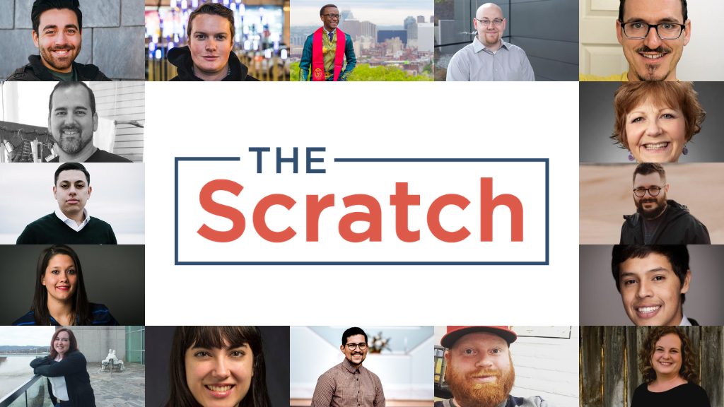 The Scratch News project video thumbnail