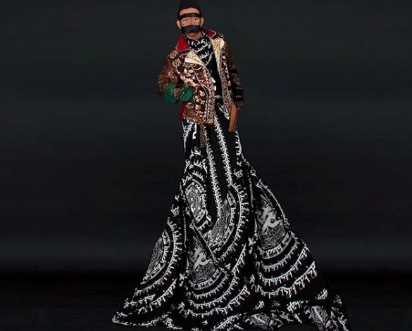 Wardrobe Designer Ican Harem