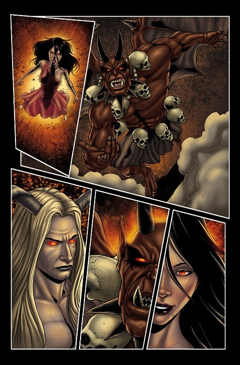 Belial & Abaddon (from The Book of Jessica 2)