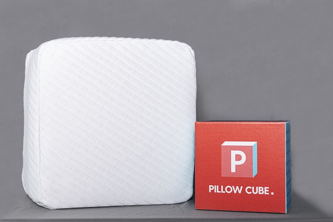 The Pillow Cube & Box.