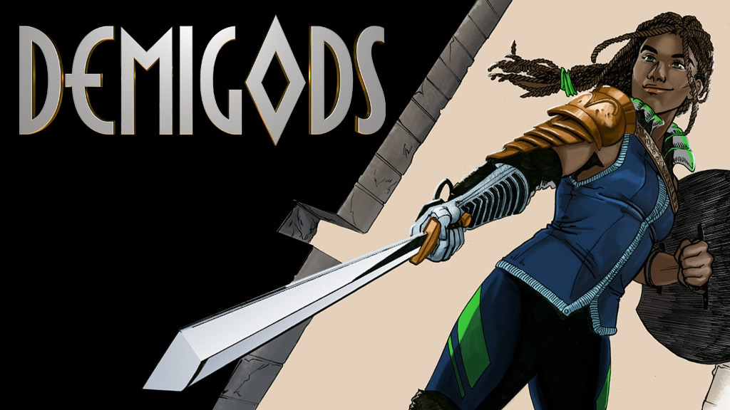 Demigods project video thumbnail