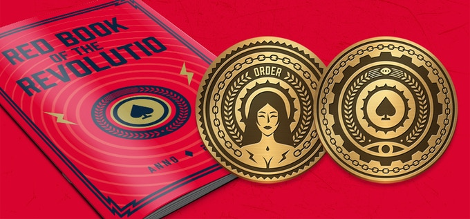 Utopian coin and Red Book Unlocked!