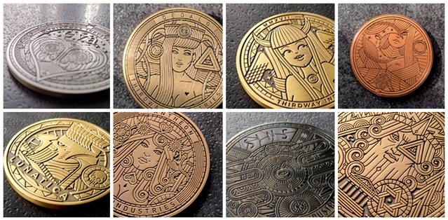 Thirdway Industries Coins