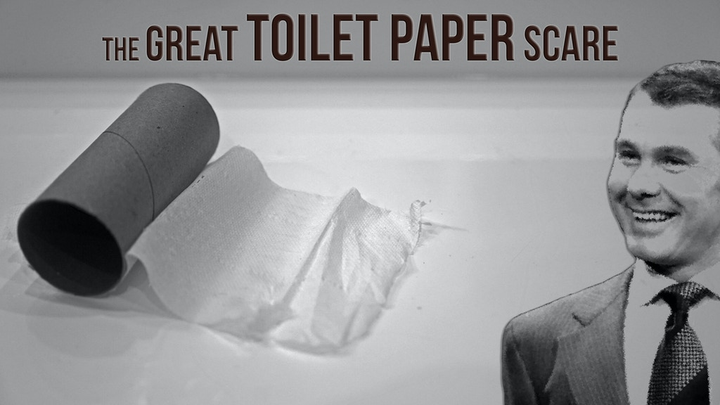 The Great Toilet Paper Scare: A Documentary Short project video thumbnail