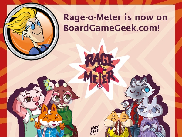 Check out our BGG game page :D
