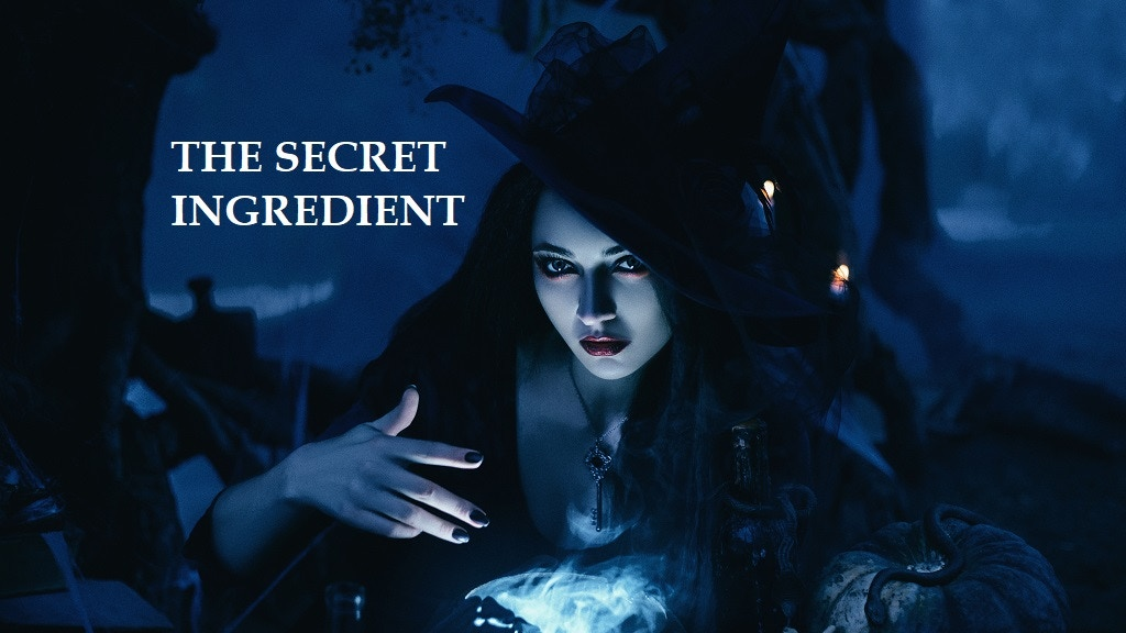 Project image for The Secret Ingredient