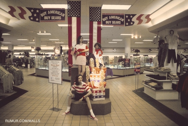 The Decline of Mall Civilization: by Michael Galinsky by