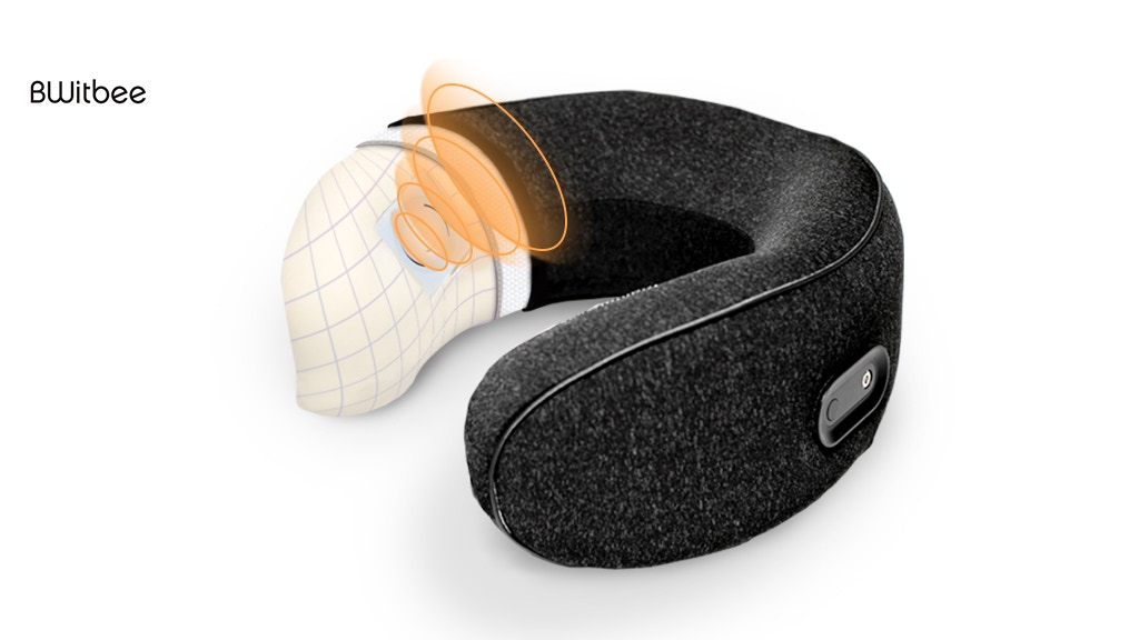Bwitbee |The most comfortable wearable Bluetooth speaker project video thumbnail