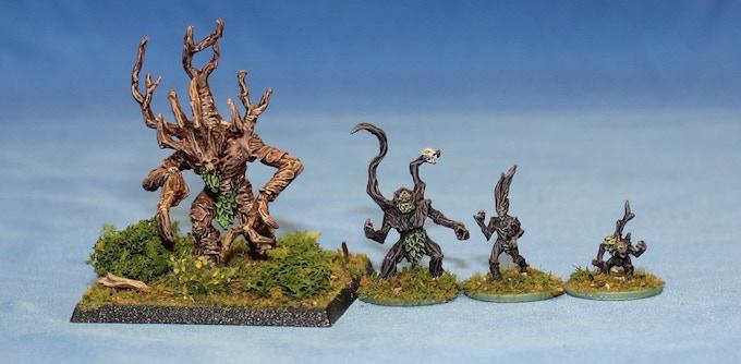 Treemen Size Comparisons