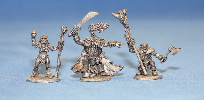 Orc Command 1