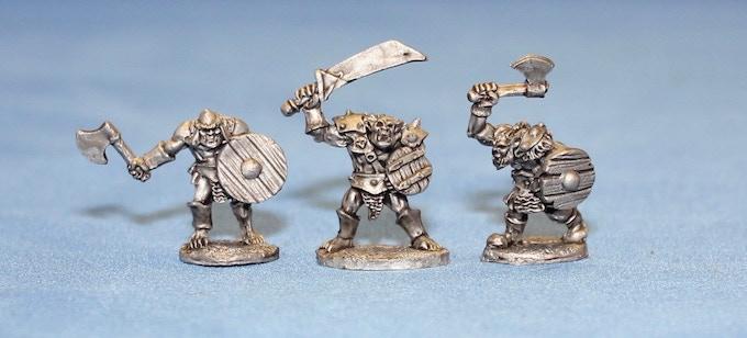 Orc Warriors 1