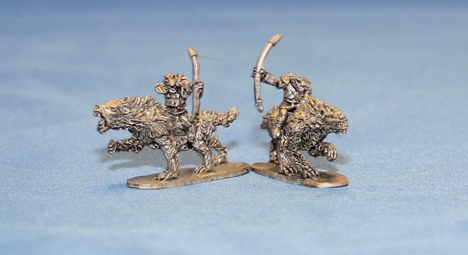 Goblin Light Cavalry