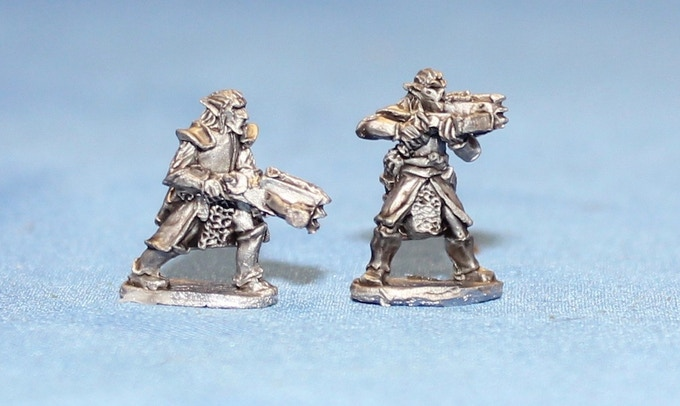 Dark Elf Heavy Crossbows
