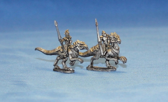 Dark Elf Lancers