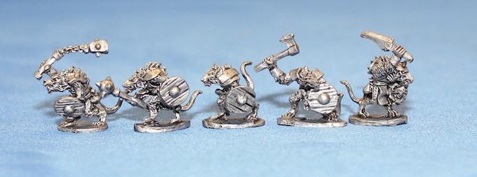 Ratmen Warriors