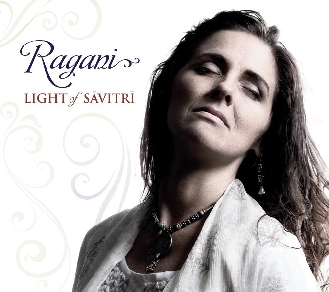 Ragani has recorded a new album of mantra music for healing, meditation and awakening the light within...