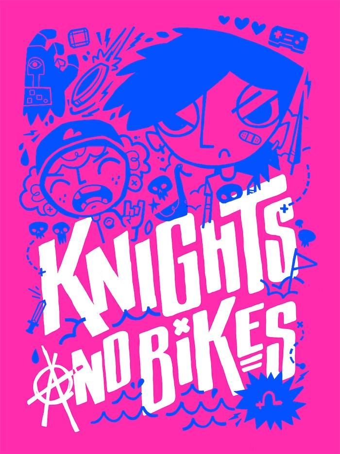 Knights and Bikes by Foam Sword — Kickstarter