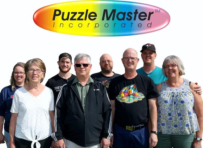 The Puzzle Master Crew