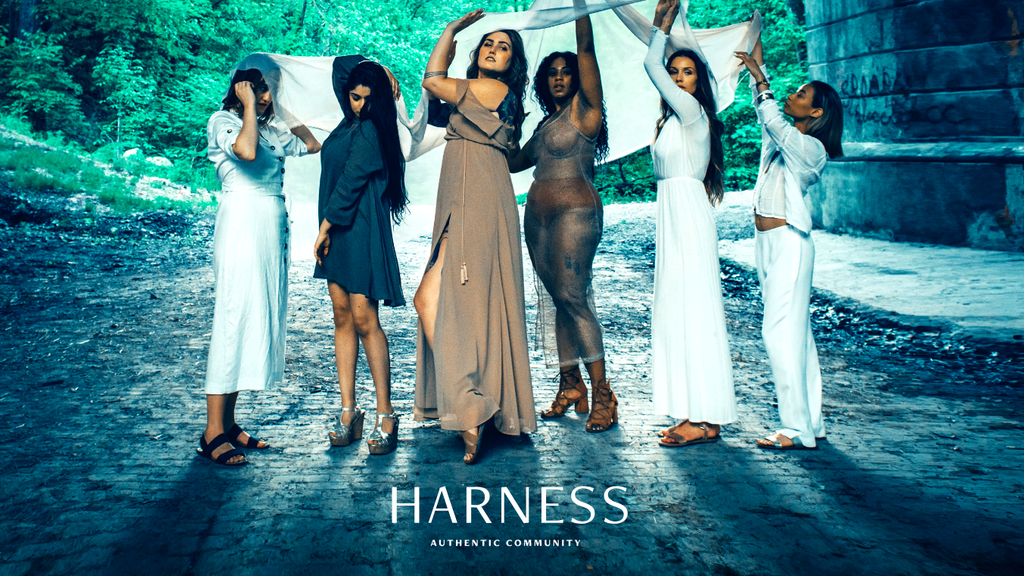 Harness | Her life, unfiltered: Content. Products. Purpose. project video thumbnail