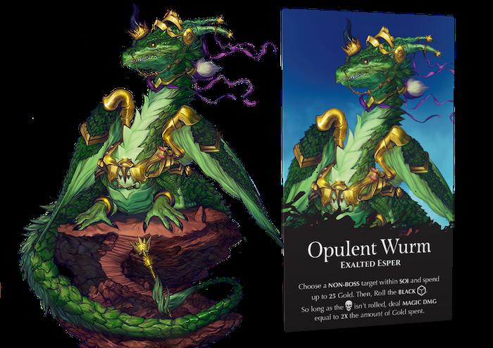 The Opulent Wurm