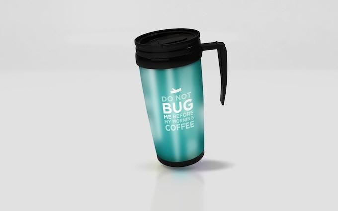 Termo para café/ Coffee thermo