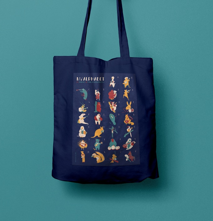 Tote bags 100% cotton!