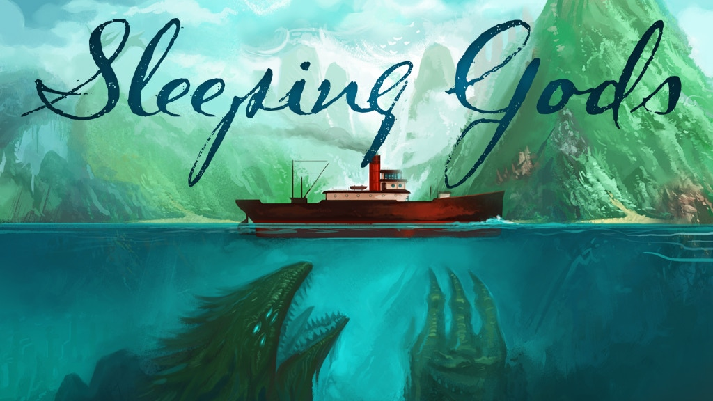 Sleeping Gods project video thumbnail