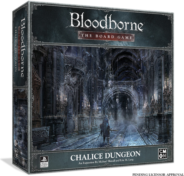 Bloodborne: The Board Game by CMON — Kickstarter