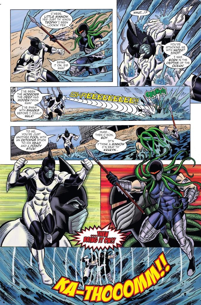 """PC #2 Preview 03 """"When titans clash"""""""