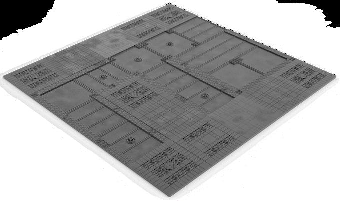Warlayer 3d Printable Terrain By Andrew Askedall Kickstarter