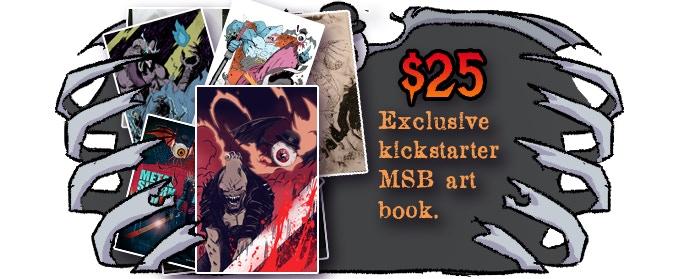 KS Exclusive art book - $25