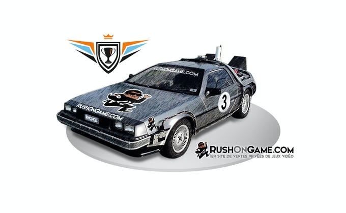 Wouah !! Selection is getting crazier. The classic film replica tribute selected by RUSHONGAME.com