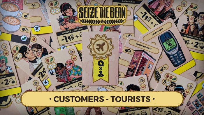 Click this thumbnail image to watch a video about the Tourists Customer Group!