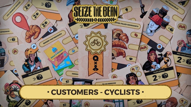 Click this thumbnail image to watch a video about the Cyclists Customer Group!