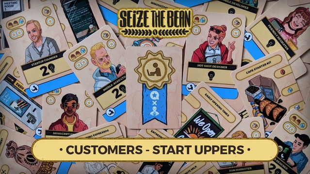 Click this thumbnail image to watch a video about the Start Uppers Customer Group!