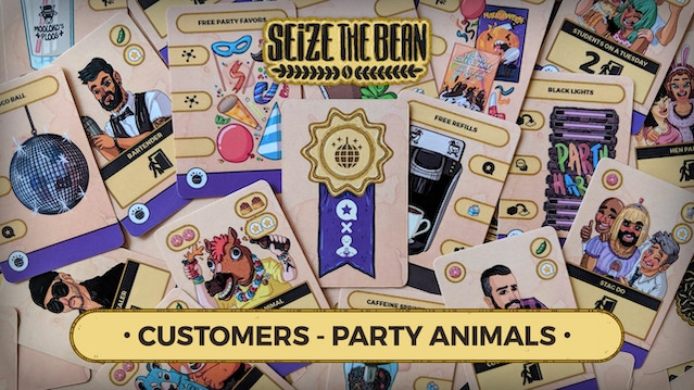 Click this thumbnail image to watch a video about the Party Animals Customer Group!