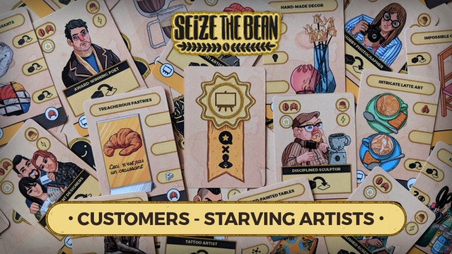 Click this thumbnail image to watch a video about the Starving Artists Customer Group!