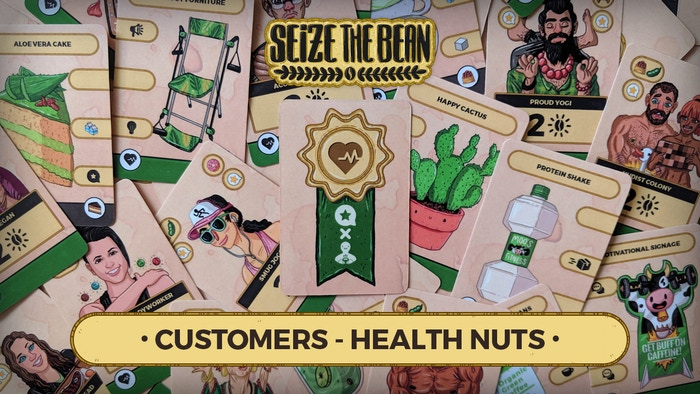 Click this thumbnail image to watch a video about the Health Nuts Customer Group!