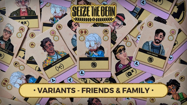 Click this thumbnail image to watch a video about the Friends & Family Variant modes!