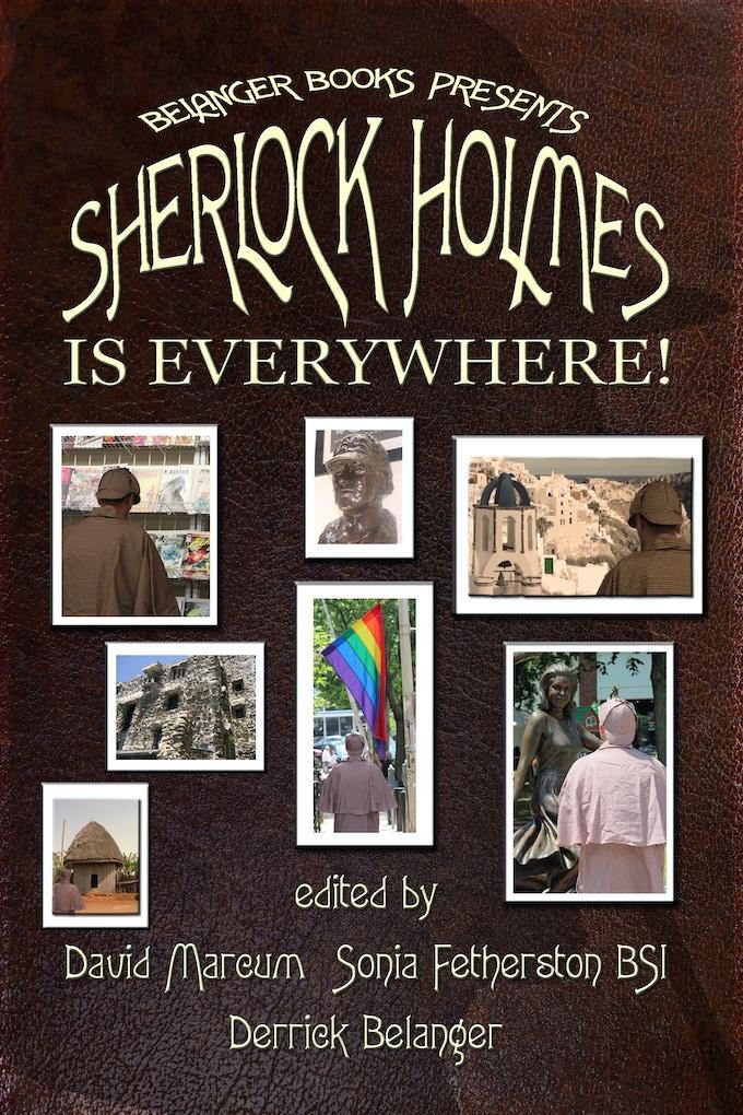 Sherlock Holmes is Everywhere! Book