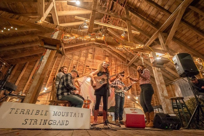 The very talented Specker Family from Andover, Vt are renowned musicans