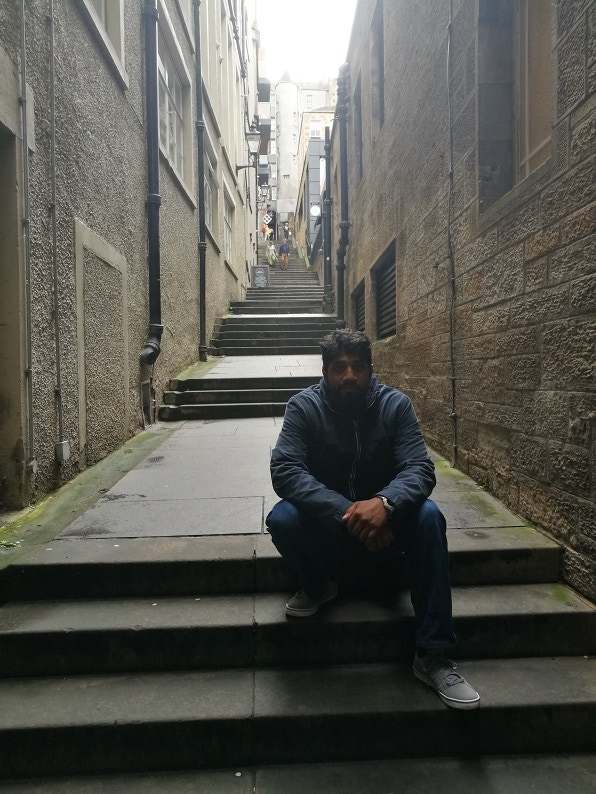 Writer - Umar Ditta
