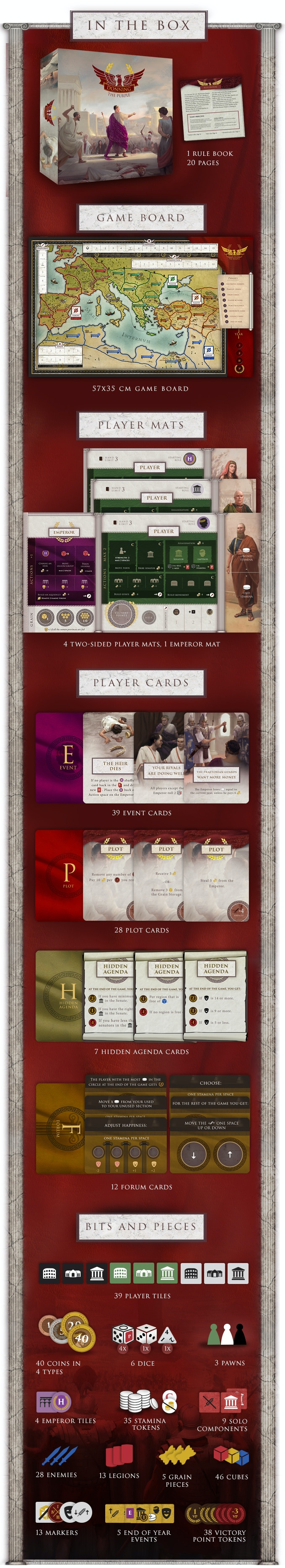 Donning the purple + Votes & Virtue expansion