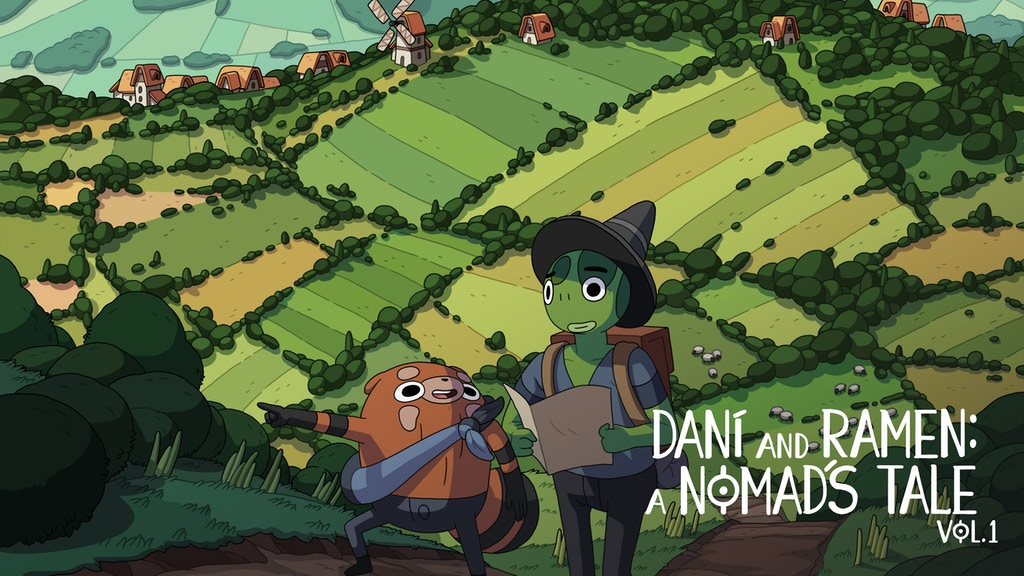 Dani and Ramen: A Nomad's Tale VOL.1 project video thumbnail