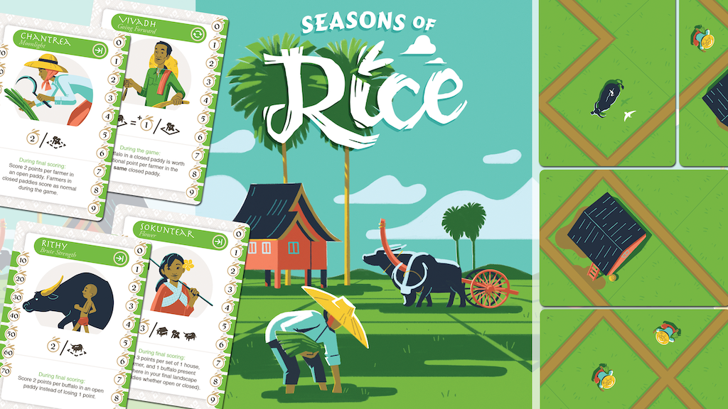 Seasons of Rice project video thumbnail