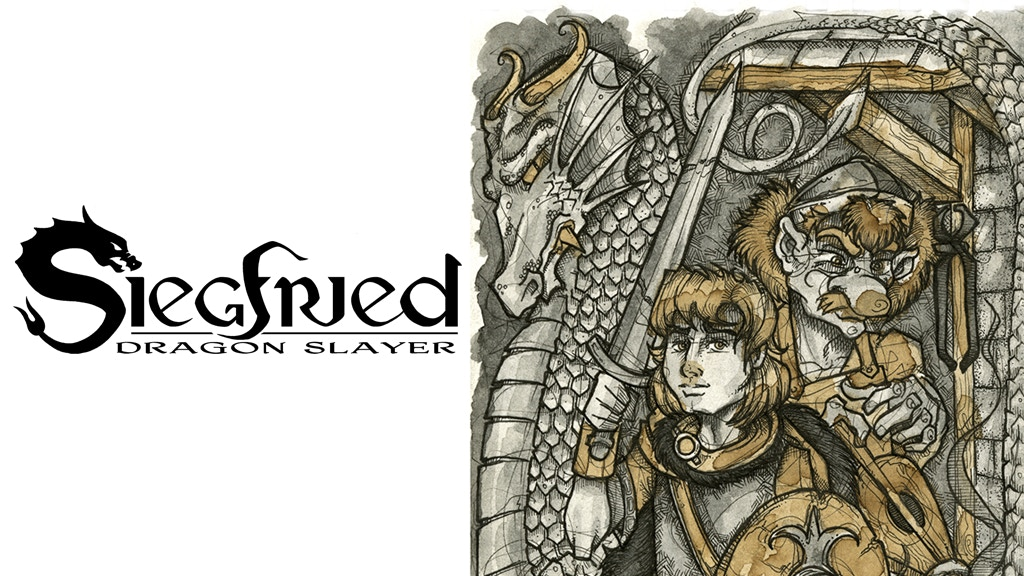 Siegfried: Dragon Slayer project video thumbnail
