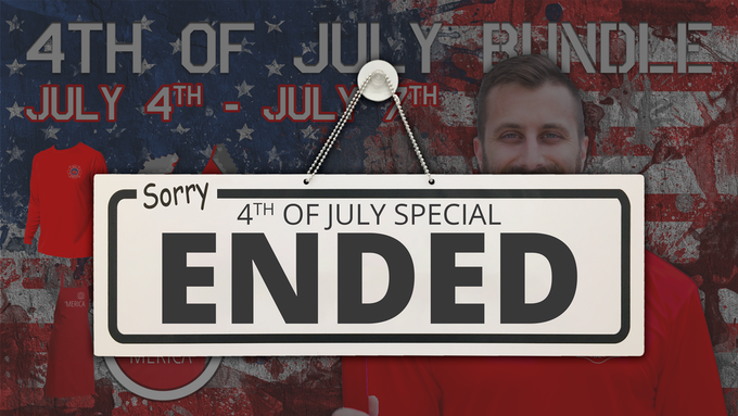 Includes: 1 Grill Rescue, 2 Cleaning Heads, 'MERICA Apron, 1 hat, and a Long Sleeve Shirt - UPF 50+ (Sun Protection) - ENDS ON JULY, 7 2019 @ 11:59PM