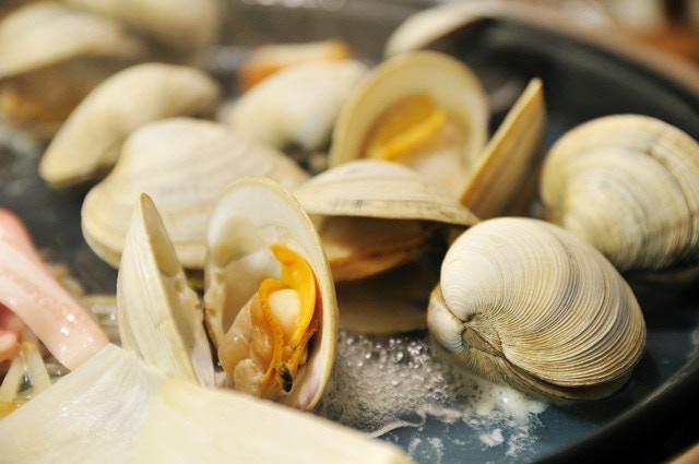 Honbinos clam